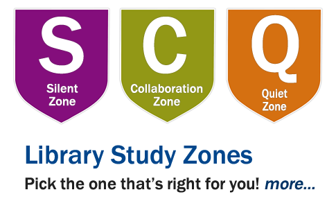 Library Learning Zones