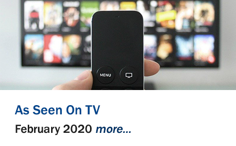 As Seen On TV - February 2020