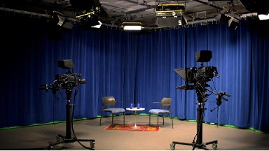 TV Studio image