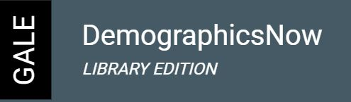Gale Demographics Now Library Edition logo
