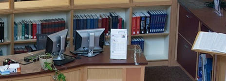 Research Center Desk