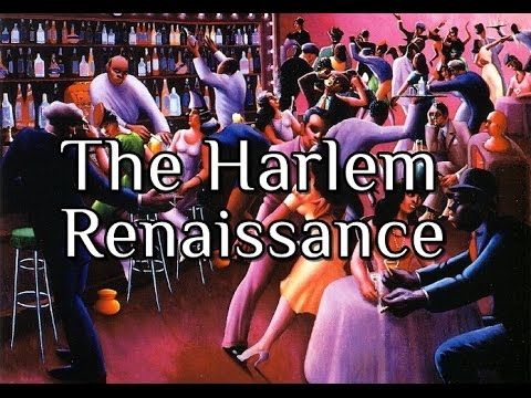 Harlem Renaissance Open House Invitation