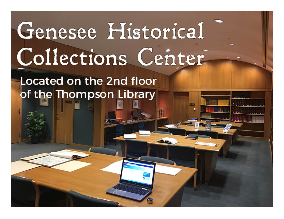 Genesee Historical Collections Center