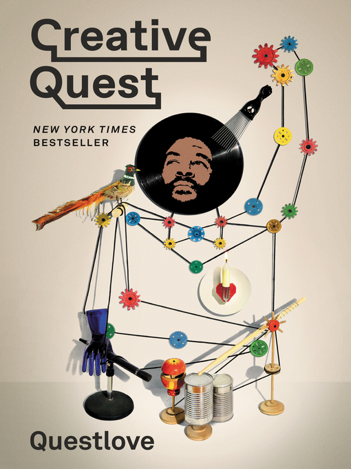 Creative Quest by Questlove