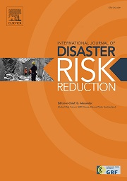 International Journal of Disaster Risk Reduction