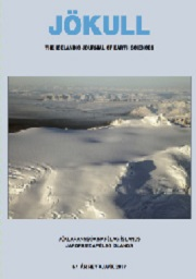 Jökull - Journal of Earth Science