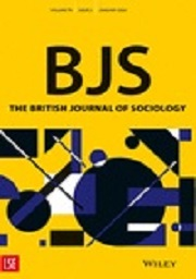 The British Journal of Sociology
