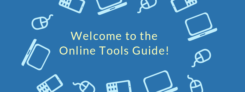 Welcome to the Online Tools Guide!