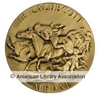 image of the Caldecott Medal