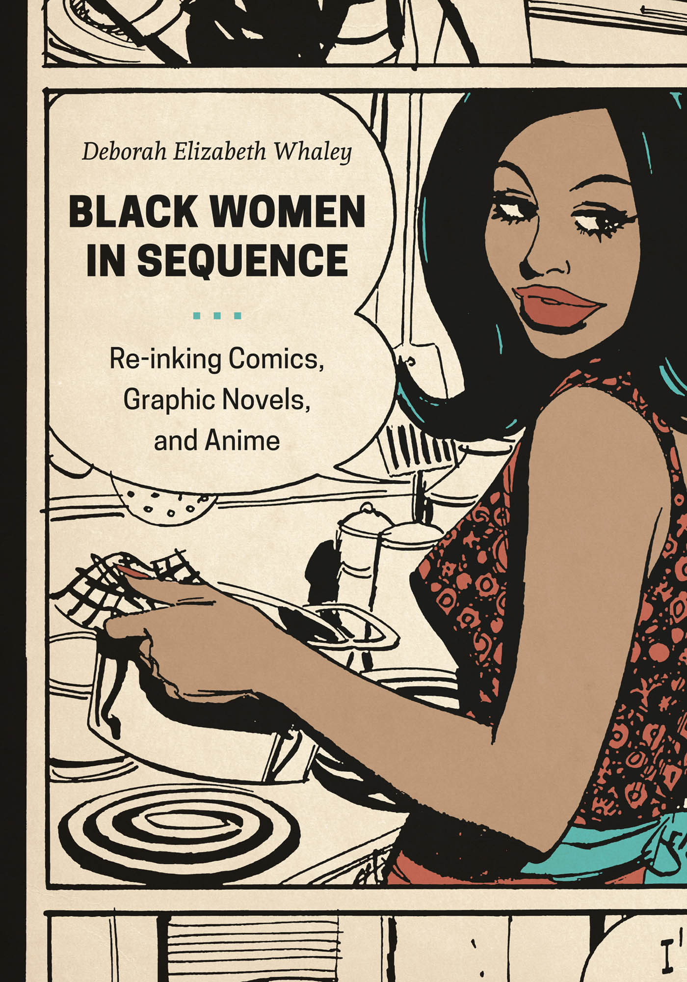 Black Women in Sequence, eBook cover