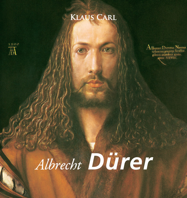 Albrecht Durer, eBook cover image