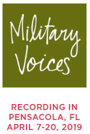 Military voices reservation icon
