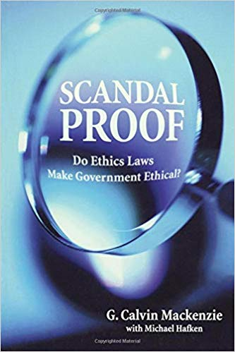 Scandal Proof book cover