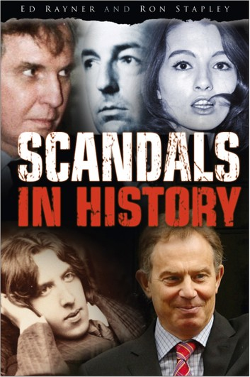 Scandals in History book cover