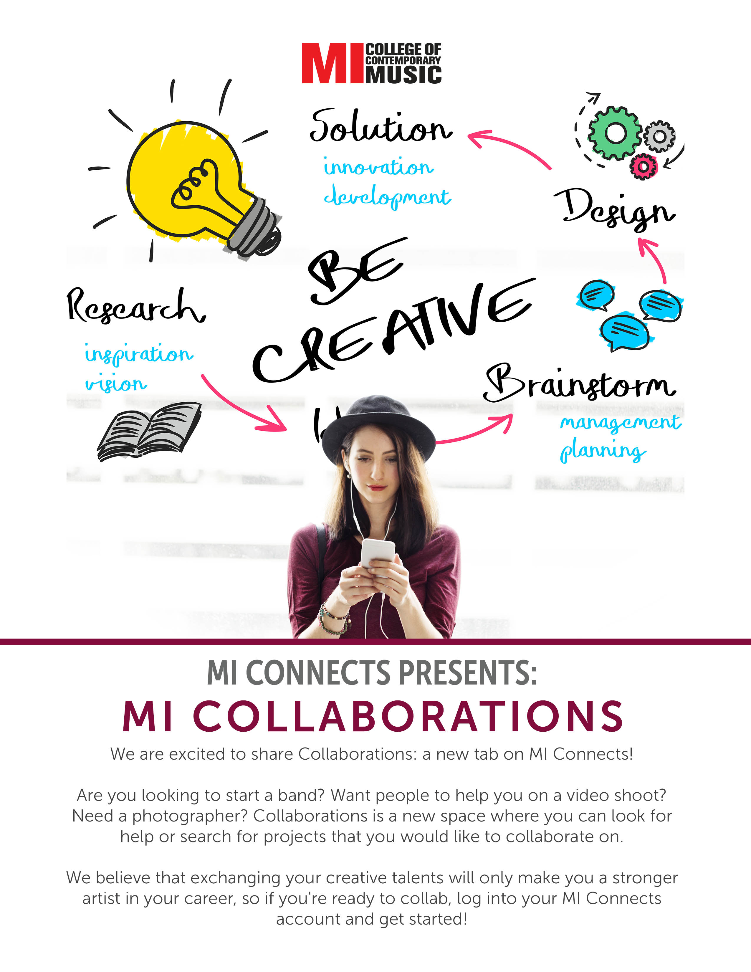 MI CONNECTS PRESENTS: MI COLLABORATIONS
