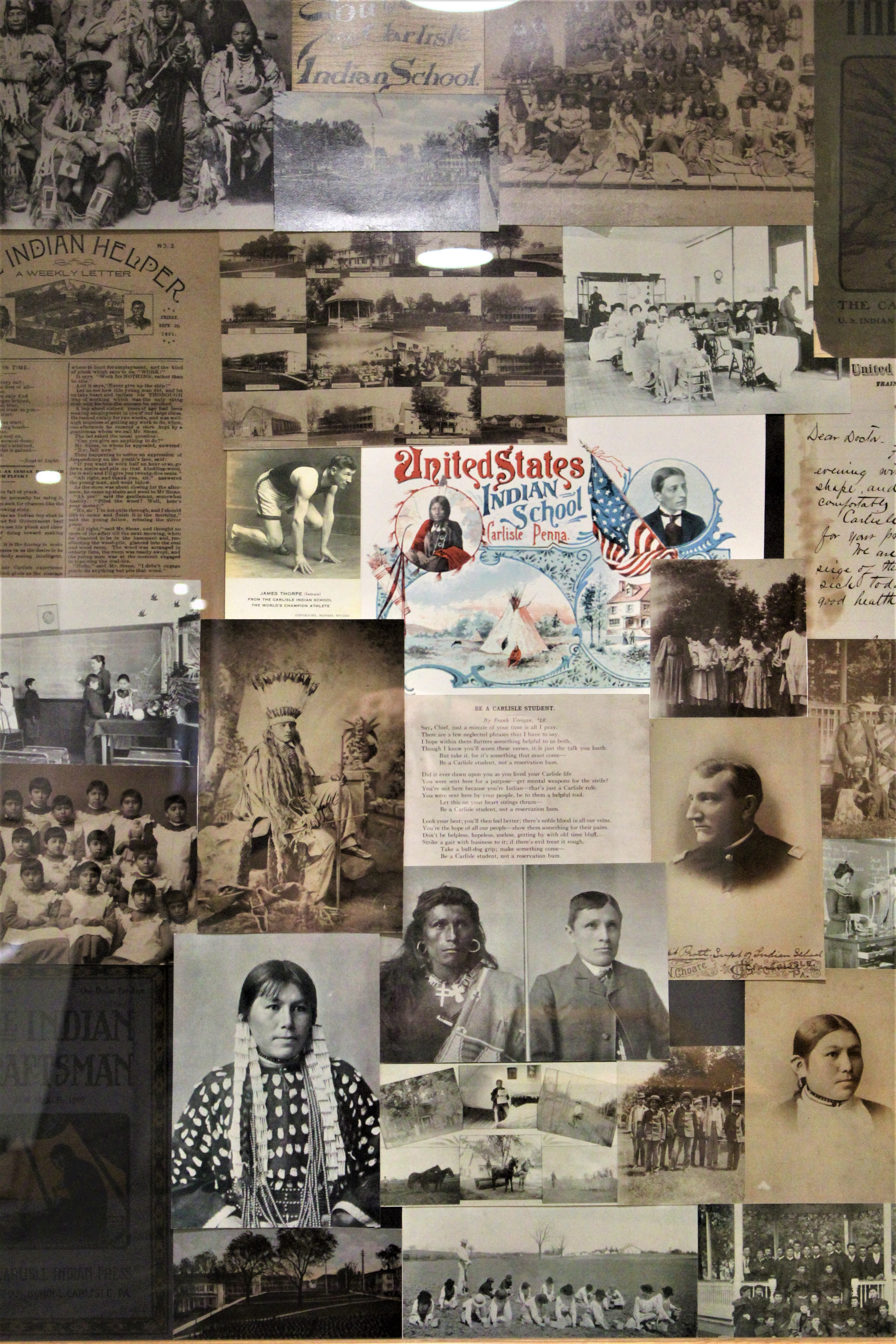 carlisle indian school collage