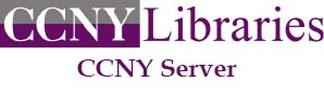 CCNY Libraries (CCNY Server) Image Link