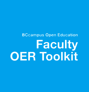Faculty OER ToolKit