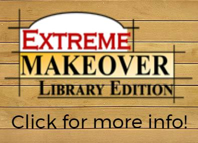 extreme makeover library edition