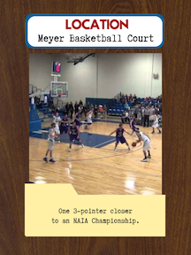 Meyer Basketball Court