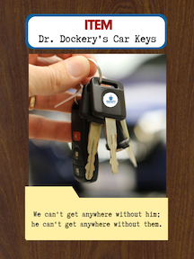 Dr. Dockery's Car Keys