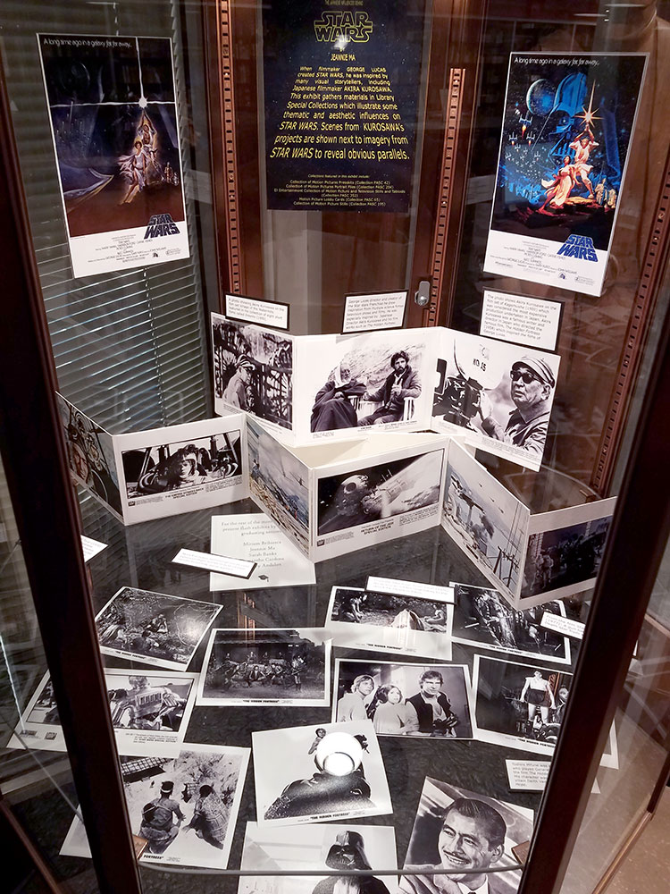 image of exhibit case