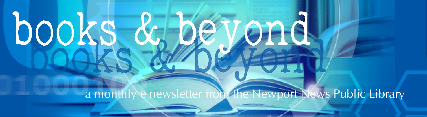 Books and Beyond Newsletter