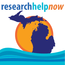 Research help now logo