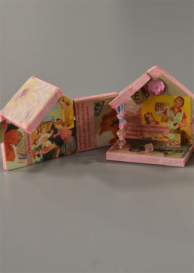 Little Pink Houses Book