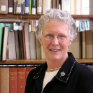 Mary Jo Larkin, SSJ,  Dean of Library & Information Resources