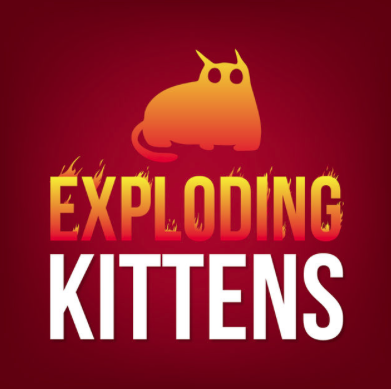 Cover of Exploding Kittens