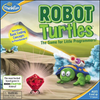 Cover of Robot Turtles game