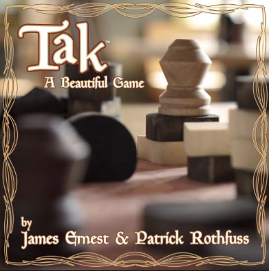 Takhttps://en.wikipedia.org/wiki/Tak_(game) Game Cover