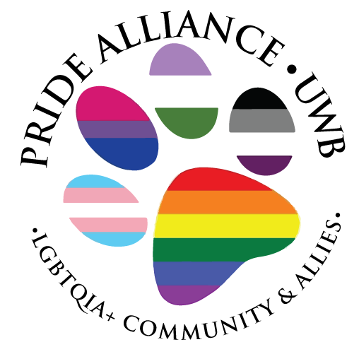 Pride Alliance UW Bothell Logo