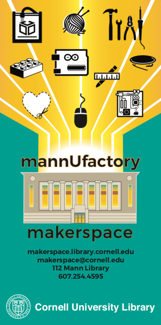 mannUfactory makerspace