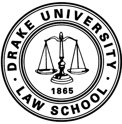 Drake Law School seal