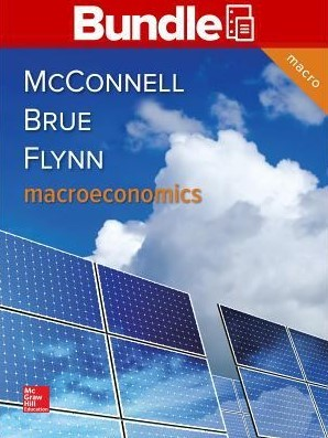 Macroeconomics textbook cover