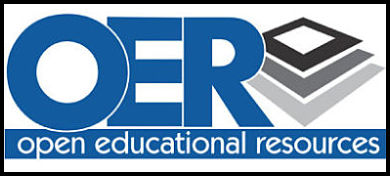 OER, Open Educational Resources logo