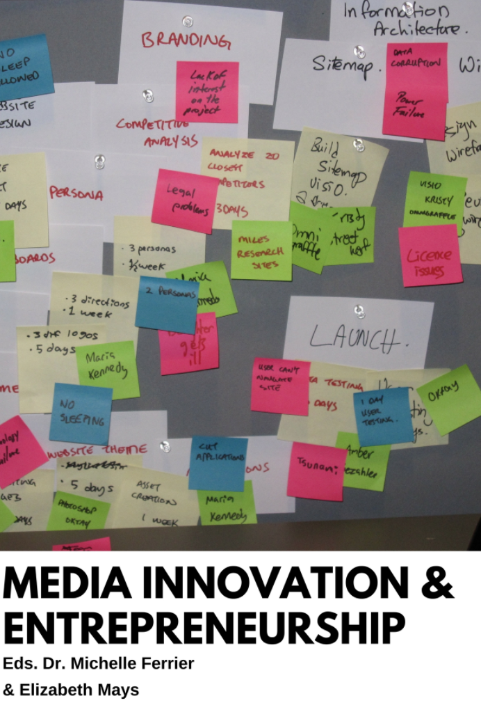 Media Innovation and Entrepreneurship Textbook