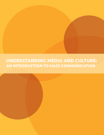 Understanding Media and Culture  Textbook