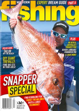 Modern Fishing magazine