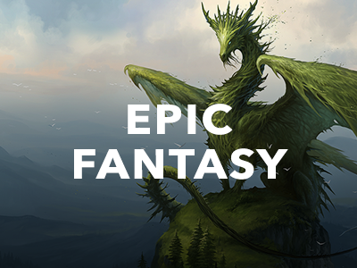 Epic fantasy reading list
