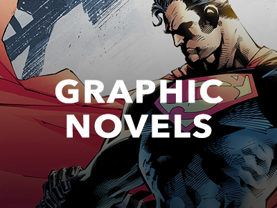 Graphic novels reading list