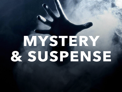Mystery and suspense reading list