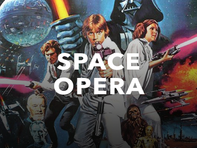 Space Opera books