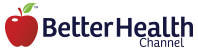 Better Health website logo