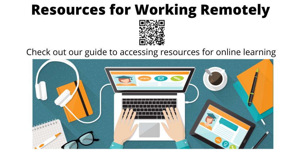 Guide to available online resources for remote teaching and learning.