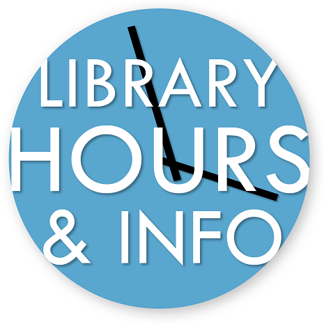 library hours and info (image)