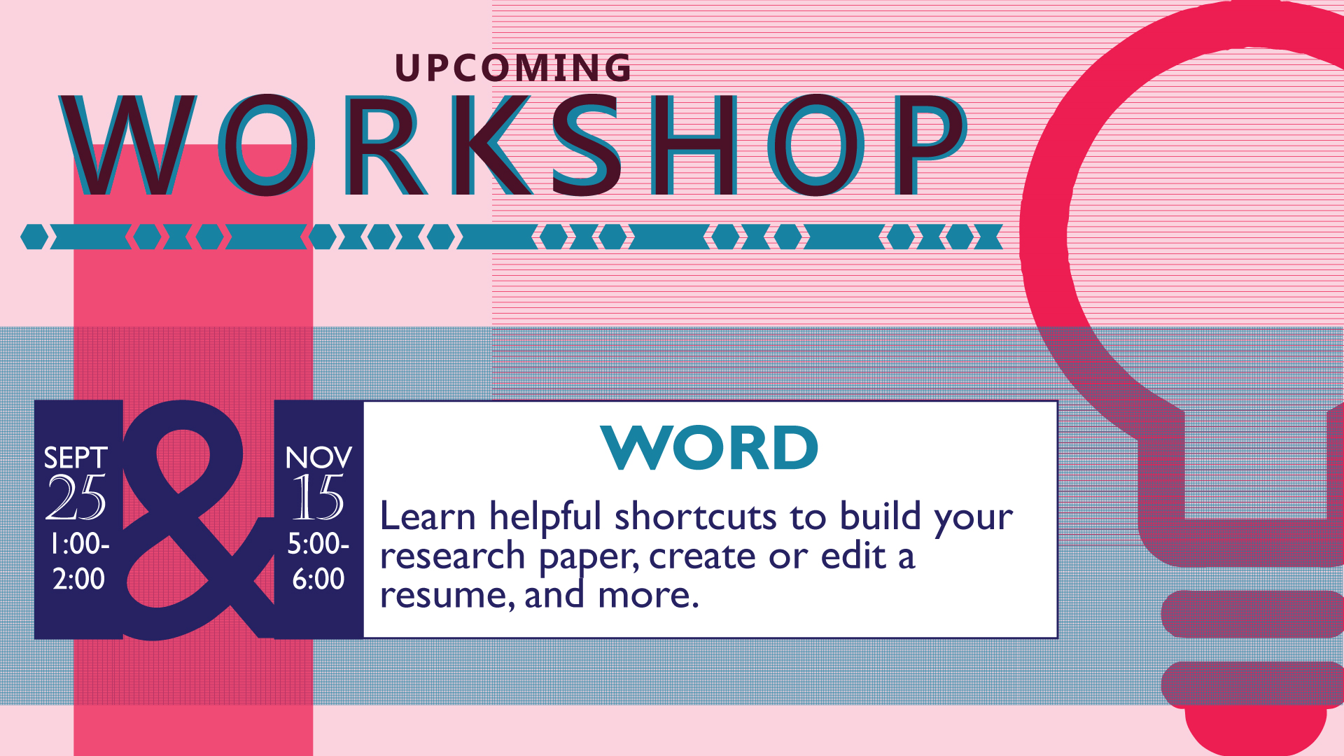 Word Workshop