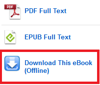 EBSCO eBook download link